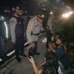 Hendak Balap Liar, 7 Orang Dan 6 Unit Kendaraan Di Amankan Polsek Tanjung Duren