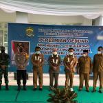 Wakapolres Kukar Kompol Aldi Alfa Faroqi Hadiri Peresmian Gedung Sekolah SMAN 1 Tenggarong