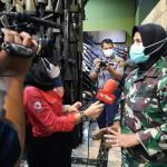 Press Tour Media Mitra TNI AD Kunjungi Museum Dharma Wiratama