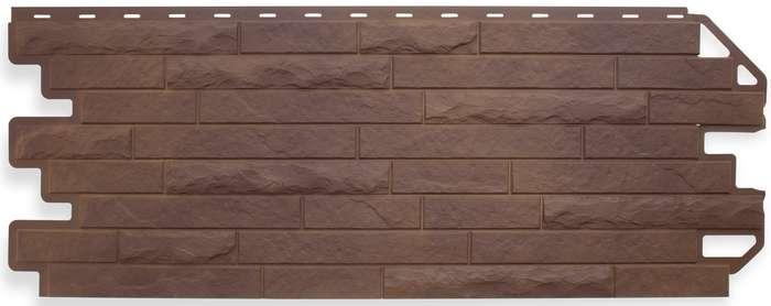 Кирпич Антик Рим размер панели: 1168х448x17 мм
