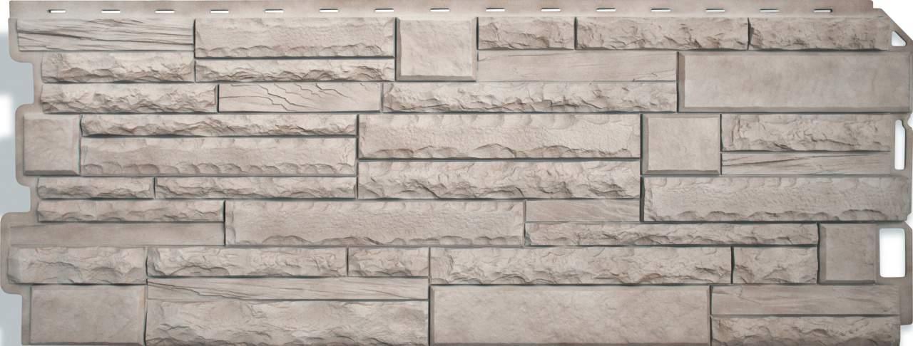 Панель Скалистый камень Алтай 1168х448х23мм