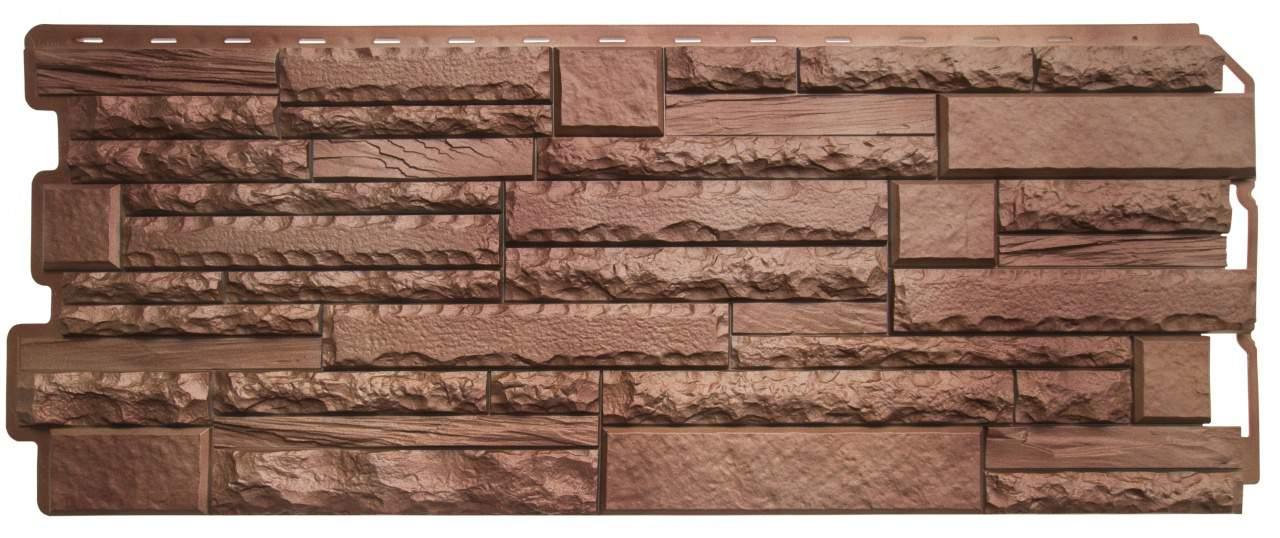 Панель Скалистый камень Пиренеи 1168х448х23мм