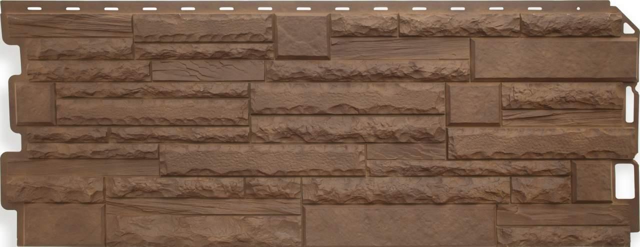 Панель Скалистый камень Тибет 1168х448х23мм