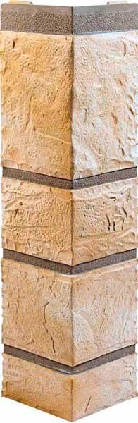 Угол камень Песчаник 472 x 112 x 31 mm Альта Профиль