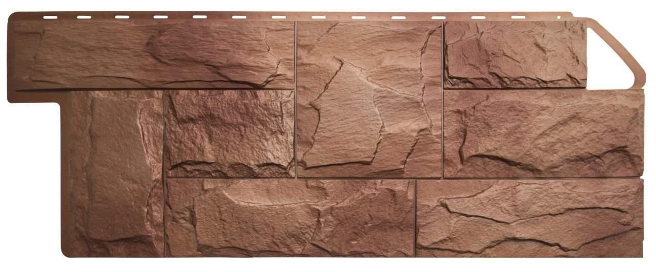 Панель гранит Пиренейский 1134х474x23 мм
