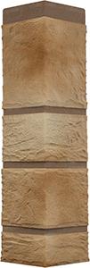 Угол камень Ракушечник 472 x 112 x 31 mm Альта Профиль
