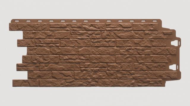Фасадная панель Docke EDEL Родонит 945x400x15mm