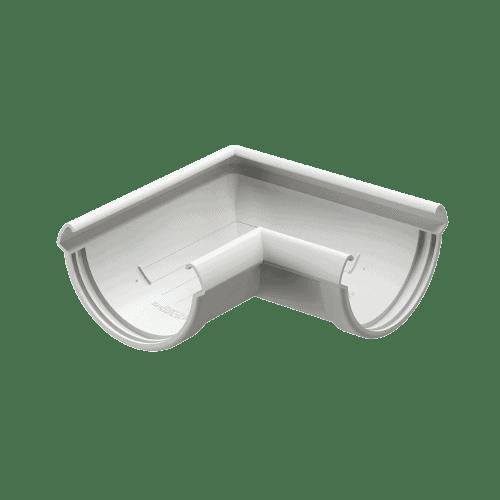 Docke Водостоки LUX Угол 90 (ПЛОМБИР)