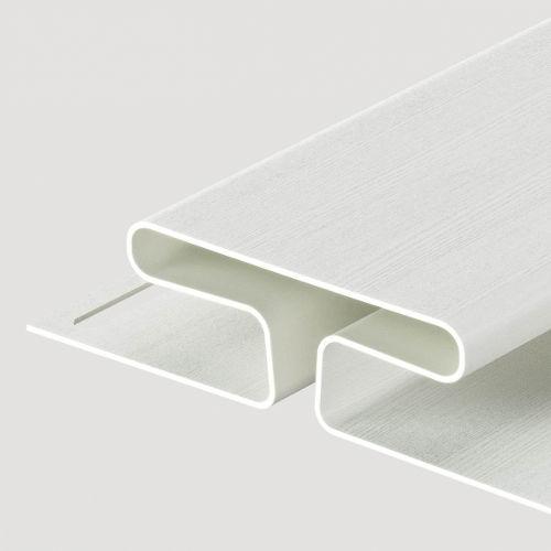 Docke H-профиль 13 мм Пломбир