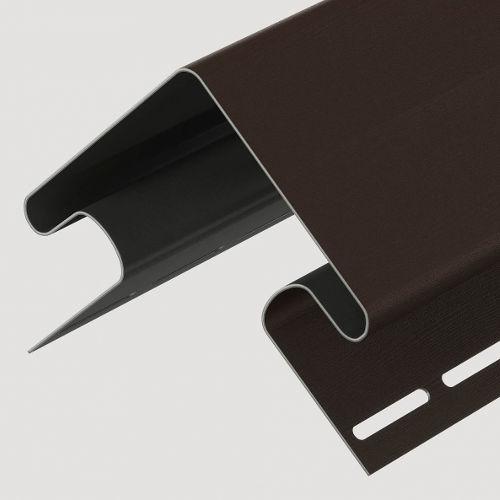 Docke Внешний угол 75_15 мм Шоколад