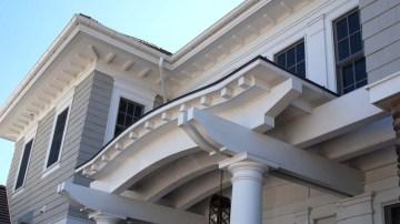 exterior trims installation