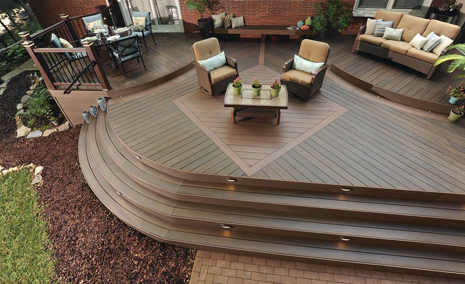 timbertech composite decking for your