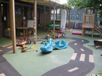 Early Years Playground