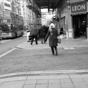 Street on The Strand