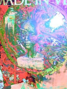 Borg Lady Psychedelia