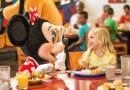 Alternativas a las comidas con personajes populares en Walt Disney World