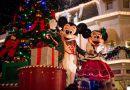 ¿Cómo es pasar Navidad en Walt Disney World?