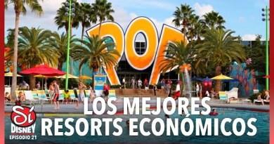 Los mejores hoteles económicos en Disney World