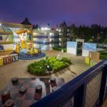 Servicios y comodidades para niños en  los hoteles económicos de Disney