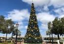 ¡Un vistazo a las decoraciones navideñas de EPCOT!