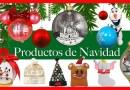 ¡Nueva mercancía de Navidad!