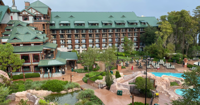 Reseña del Disney's Wilderness Lodge