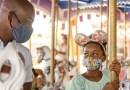 Walt Disney World relajará su política de mascarillas