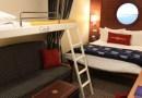 Pros y contras de un camarote interior en Disney Cruise Line