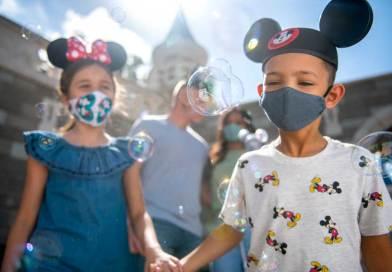 Disney World continuará relajando las medidas de bioseguridad