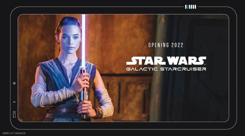 ¡Nueva información sobre Star Wars: Galactic Starcruiser!