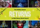 Vuelve la navidad en el 2021 a Disney World
