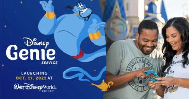 Mis opiniones sobre el primer día del Disney Genie