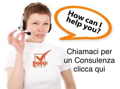 Chiamare per una consulenza