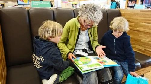 diritto di visita dei nonni
