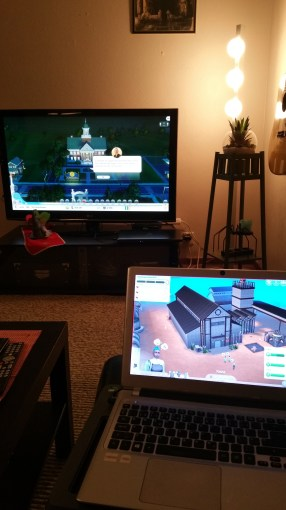 SimCity og Sims 4