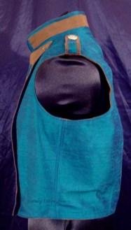 Colorful Violin Vest Final - Blue Side - Side