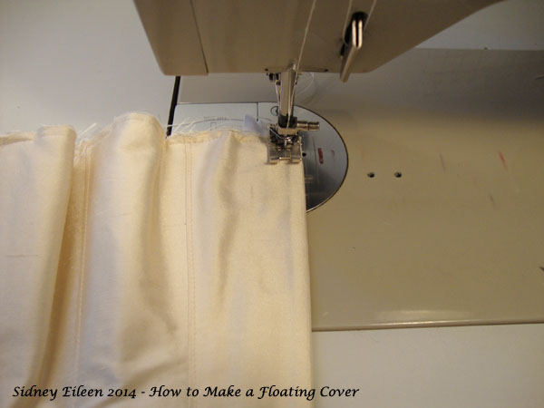How to Make a Floating Corset Cover - 20, by Sidney Eileen