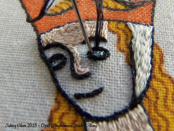 Opus Anglicanum Stitch-Along 116