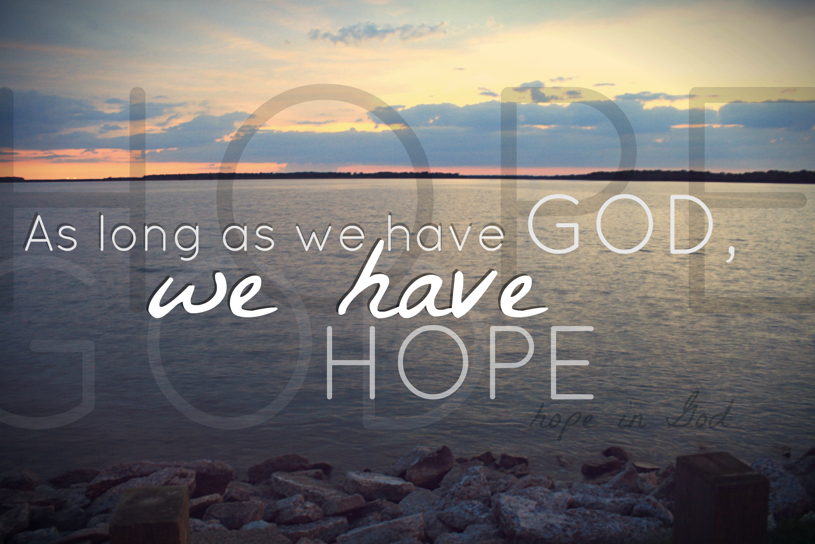The Hope Anchored Life Life Each Day