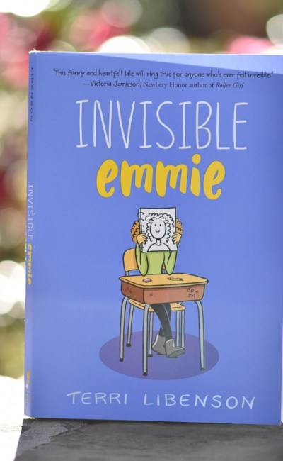 """Invisible Emmie"" Book Review"