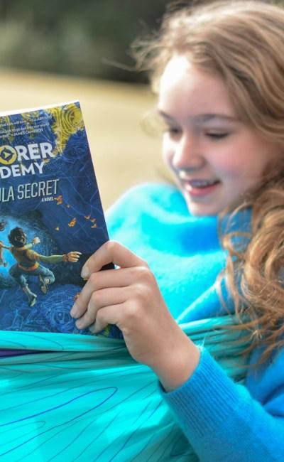 """""""Explorer Academy ~ The Nebula Secret"""""""