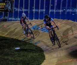 My very first UCI World Cup race!