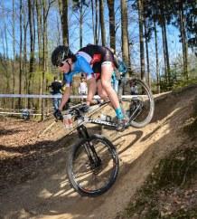 Final lap in Bad Säckingen, Germany. Photo credits: Juergen Gruenwidl.