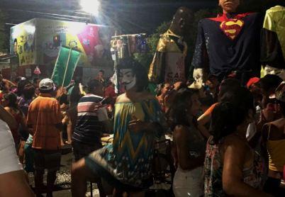 Bloco do Magão nas ruas de Caicó