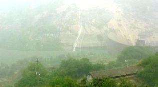 Chuva no Gargalheiras