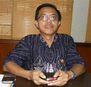 Penulis: Ir.H.Sigit Setyawan,MT Kepala Dinas PU Bina Marga Sidoarjo