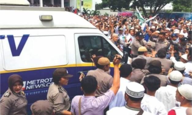 25 November 2000, Tayang Perdana Metro TV Televisi yang Tidak Ramah Kepada Umat Islam