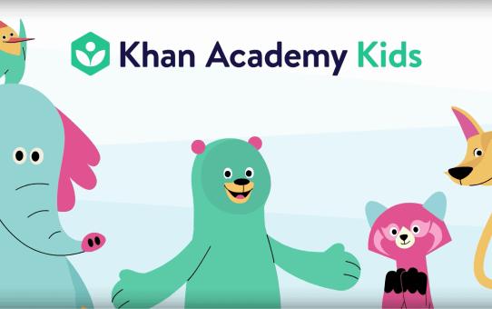 我們最喜歡的幼兒APP – Khan Academy Kids