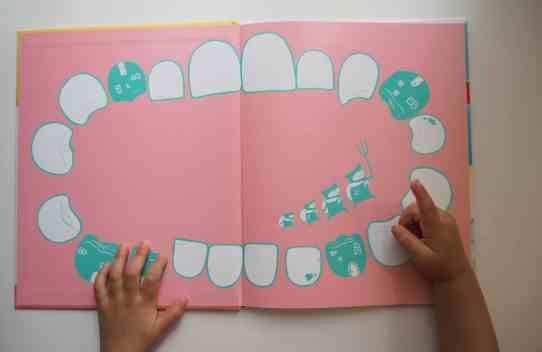 繪本-蛀牙蟲家族大搬家