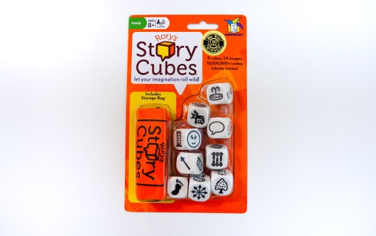 Rory's story cubes- 故事骰